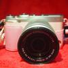 Fuji Fujifilm X-A2 Pink Lens 16-50 OIS Mirrorless Fullset