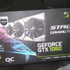 ASUS GeForce GTX 1060 STRIX OC 3FAN