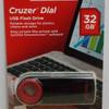 Flashdisk Sandisk Cruzer Dial 32GB