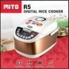 Rice Cooker/ Penanak Nasi Mito R5 2L 8 in 1 (Bisa Go-Send)
