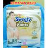 Sweety Gold Pants L 54 KEMASAN BARU