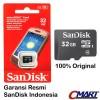 SanDisk microSD 32GB Class 4 microSDHC micro SD SDHC SDSDQM-032G-B35N