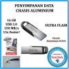 Sandisk Ultra Flair CZ73 16GB - USB 3.0 150MB/s Aluminium Body
