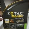 Zotac gtx 760 AMP