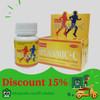 Dynamic C 250 mg, vitamin c, imun, antioksidan, 30 Tablet