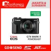 CANON POWERSHOT G7X MARK II + MEMORI SDHC 64GB