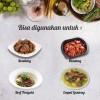 Daging Sapi Topside (Has Luar) Import Australia. Kualitas Premium