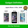 APPLE IPHONE 6 PLUS 16GB - 4G LTE - Original Garansi