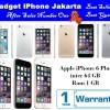 Apple iphone 6 Plus 64GB - 4G LTE GSM - Original Bergaransi