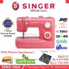 [PROMO] Mesin Jahit SINGER 3223 Simple (Merah / Red) - Portable