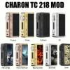 Authentich smoant charon tc 218 best mod vapor electrikal