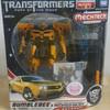 Takara Transformers Dark Of The Moon DA-05 Bumblebee + mechtech holder