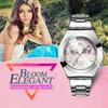 Jam tangan wanita oringinal import Bloom Elegant