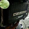Cover Radiator Old, New, Advance Vixion Series Black Doff