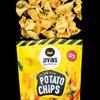 IRVINS Salted Egg Potato Cassava Chips 230 Gram BIG Made in Singapore