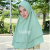 3% OFF hijab instan pet Simple/jilbab syari/dalaman jilbab/jilbab inst