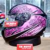 Helm Zeus ZS811 / Z811 - AL9 Mblack Purple