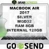 [NEW] Apple MacBook Air 2017 MQD32 13.3