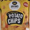 IRVINS Salted Egg Potato Chips LARGE