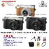 PANASONIC LUMIX GX85K + LENSA 12-32MM/KAMERA PANASONIC DMC-GX85K/GX85