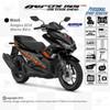 Yamaha AEROX 155 STD [BLACK] - OTR JABODETABEK-BANTEN