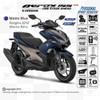 Yamaha AEROX 155-S Version [BLUE] - OTR JABODETABEK-BANTEN