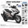Yamaha AEROX 155-S Version [WHITE] - OTR JABODETABEK-BANTEN