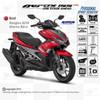 Yamaha AEROX 155 STD [RED] - OTR JABODETABEK-BANTEN