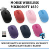 Mouse Wireless Microsoft 1850 - Wireless Mobile Mouse 1850 - Original