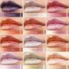 FOCALLURE 12 New Arrival Shimmer Lip Gloss Waterproof Liquid FA45 - FA45-01 5