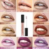 FOCALLURE Liquid Lipstick Metalic Long Lasting Waterproof FA24 - FA24-19L 2