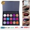 Palet Eyeshadow Kosmetik Makeup 15 Warna Shimmer Glitter Matte thumbnail