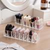 Small Compact Holder Acrylic Kosmetik Organizer Rak Makeup RO015 thumbnail