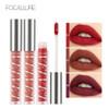 FOCALLURE Velvet Liquid Lipstick Makeup Lip Gloss FA76 - Copper Rose X 1