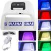 MASKER LED PDT LIGHT OMEGA LIGHT AQUA LIGHT 7 COLOUR 7 WARNA 7IN1 thumbnail