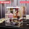 Rak Kosmetik Akrilik Rak Makeup Tempat Kosmetik Rak Akrilik - Standard thumbnail