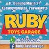 Ruby Toys Garage