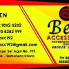 Best accessories medan