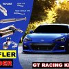 GT Racing Knalpot
