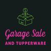 Garage Sale n Tupperware