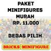 Minifigure Bricks