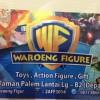 Waroeng Figure