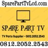 spare parts tv led