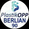 Plastik OPP Berlian 90