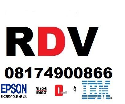 cv rdv indo print