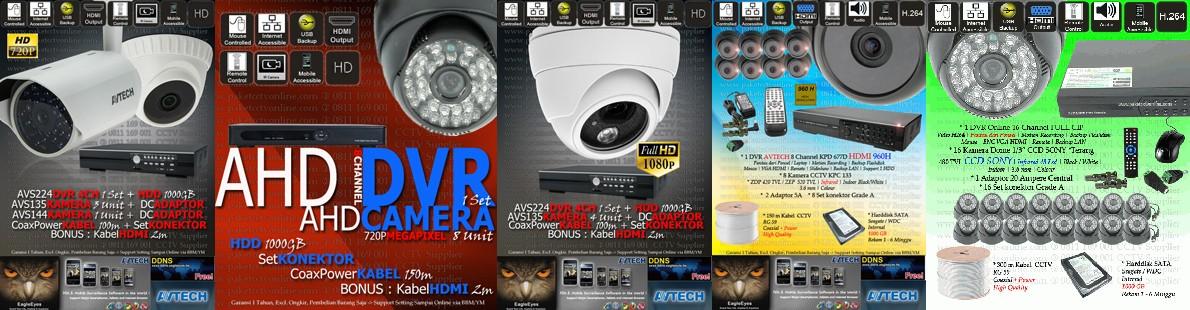 Paket CCTV Online