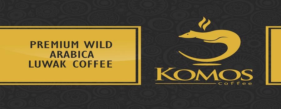 Lapak kopi luwak