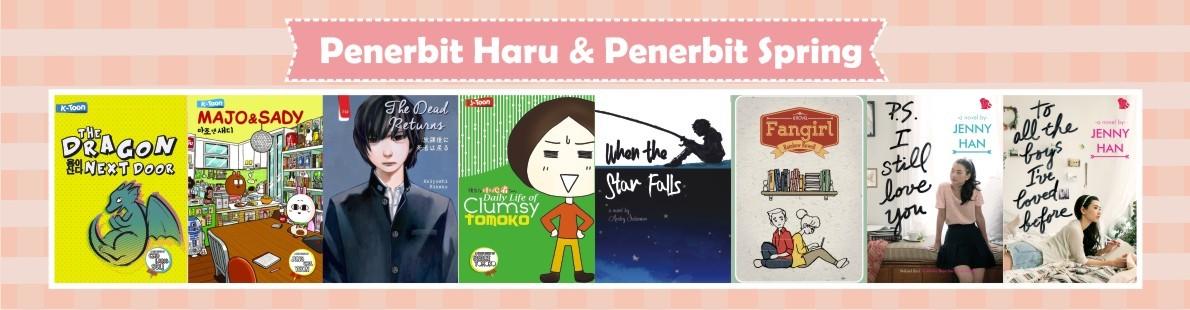 Penerbit Haru
