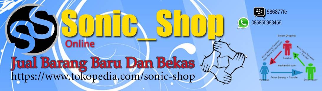 sonic shop