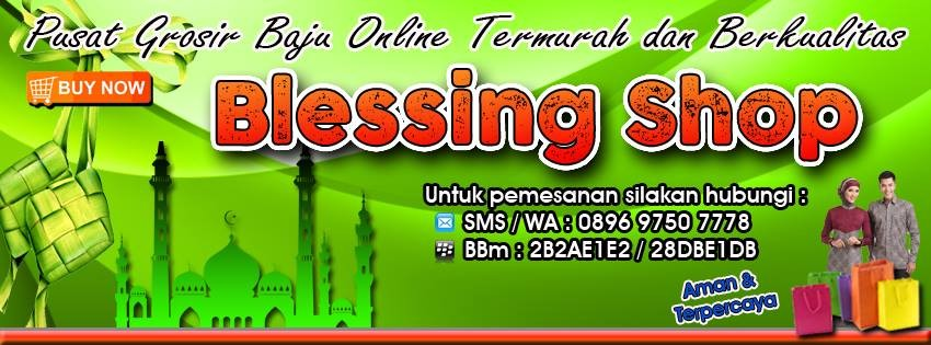 Blessing Shop Indonesia